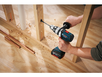 Model: 18 V Brute Tough™ Hammer Drill Driver with Active Response Technology HDH181X