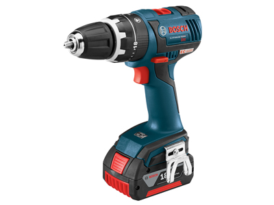 Model: 18 V EC Brushless Compact Tough™ 1/2 In. Hammer Drill/Driver Kit HDS182