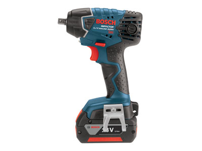 Model: 3/8 In. 18 V Impact Wrench IWH181