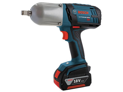 Model: 18 V High Torque Impact Wrench with Friction Ring IWHT180