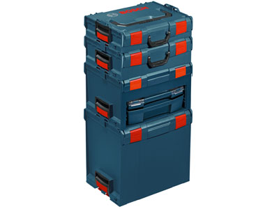 Model: 4-1/2 In. x 14 In. x 17-1/2 In. Stackable Tool Storage Case