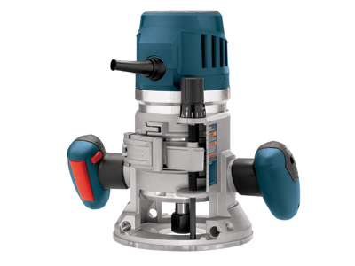 Model: 2.3 HP Modular Fixed Base Router MRF23EVS Back