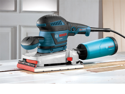 Model: Half-Sheet Orbital Finishing Sander with Vibration Control and SheetLoc™ Supreme OS50VC