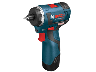"Model: 12V Max EC Brushless Lithium Ion 1/4"" Hex Drill/Driver"