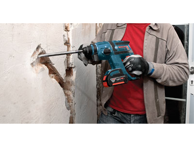 Model: 18 V 3/4 In. SDS-plus® Core Rotary Hammer Kit w/ Chisel Function RHH181