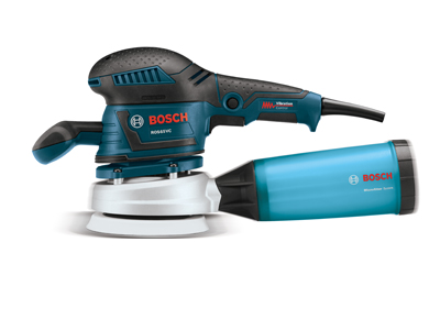 Model: 120 V 5 In. Rear Handle Random Orbit Sander ROS65VC-5