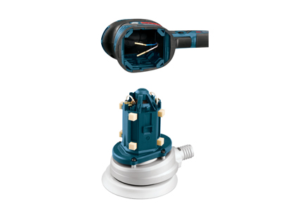 Model: Rear-Handle Random Orbit Sander Kit with Vibration Control