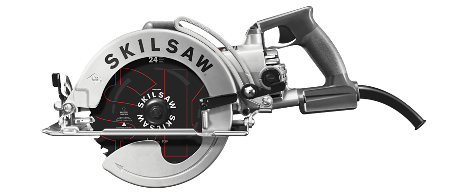 Model: 8-1/4 In.  Worm Drive Saw