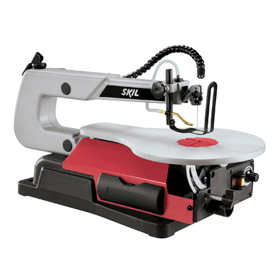 Skil 16 in. Scroll Saw with Light 3335-07