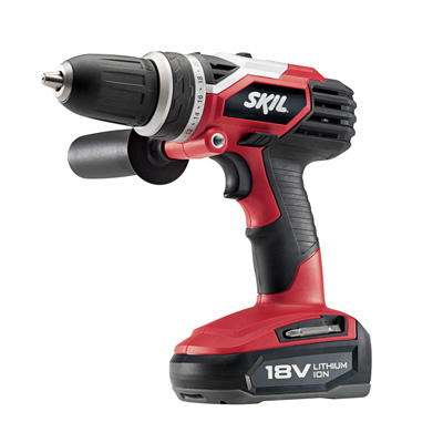 18V Lithium Ion Cordless Drill/Driver