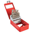 29 pc high-speed steel drill bit set