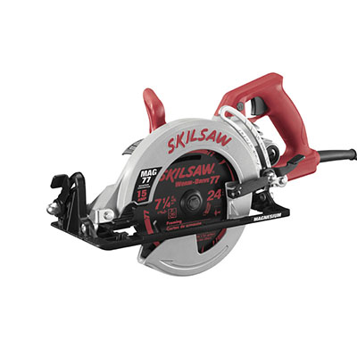SHD77M-73 | 7-1/4 In. Worm Drive SKILSAW® with Twist Lock Plug