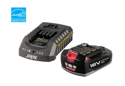 18V Lithium Ion Battery and 1-Hour Charger Pack.  Fits Lithium Ion and Ni-Cd models: 2810, 2887, 2895, 2897, 4570, 5850, 5995, 7305, 9350