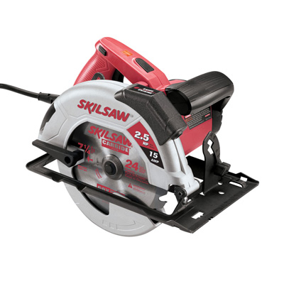 "7-1/4"" SKILSAW® with Laser"