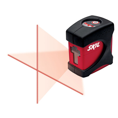 8201-CL | Self-Leveling Cross-Line Laser