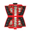21 pc gold oxide drill bit set