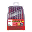 13 pc high-speed steel drill bit set