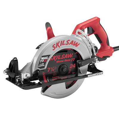 MAG77LT | 7-1/4 In. Worm Drive SKILSAW®