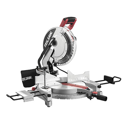 "3821 | 12"" Compound Miter Saw with Quick-Mount™ System, and Laser Cutline"