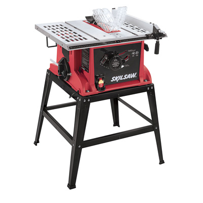 "10"" Table Saw with Fixed Stand"
