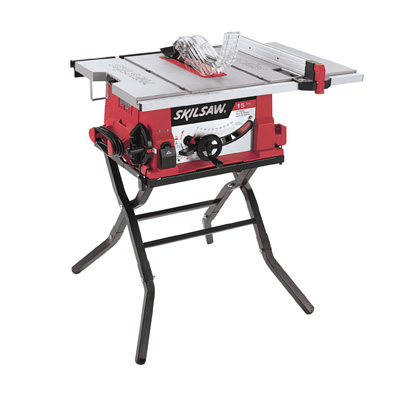 "10"" Table Saw with Folding Stand"