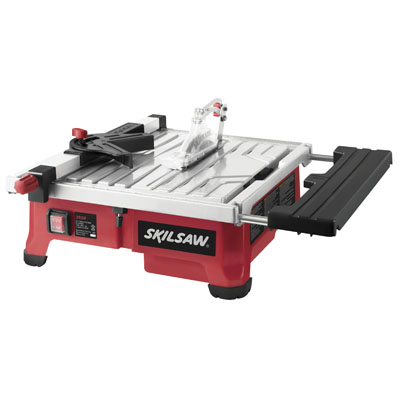 3550-01 | 7 In. Wet Tile Saw with HydroLock System™