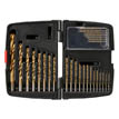 28 pc titanium drill bit set