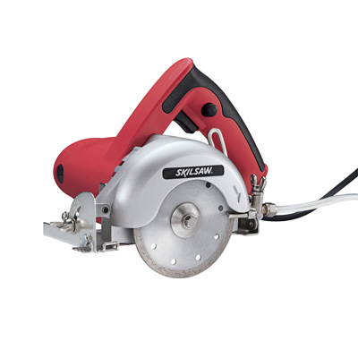 "4-3/8"" Hand-Held Wet Tile Saw"