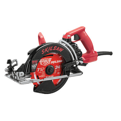 75th Anniversary Worm Drive SKILSAW®