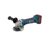 Model: Cordless Angle Grinders