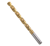 Titanium-Coated Drill Bits
