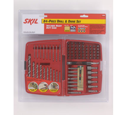 84 pc multi-purpose set