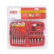 21 pc drill bit set