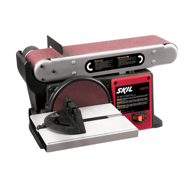 3375 | 4 x 36&quot; Belt/Disc Sander