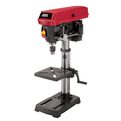 10&quot; Drill Press with Laser