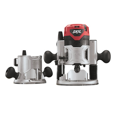 1830 | 2 1/4 HP Combo Router Kit