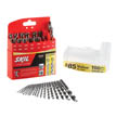 100 pc high-speed steel drill bit set