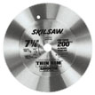 7-1/4&quot; Diameter Steel Blade; 200T; Application: Plywood and Panel