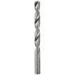High-speed steel polished drill bit