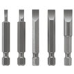 "5 pc 2"" screwdriver bit set"