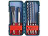 SDS-plus® Bulldog™ Rotary Hammer Bit Sets